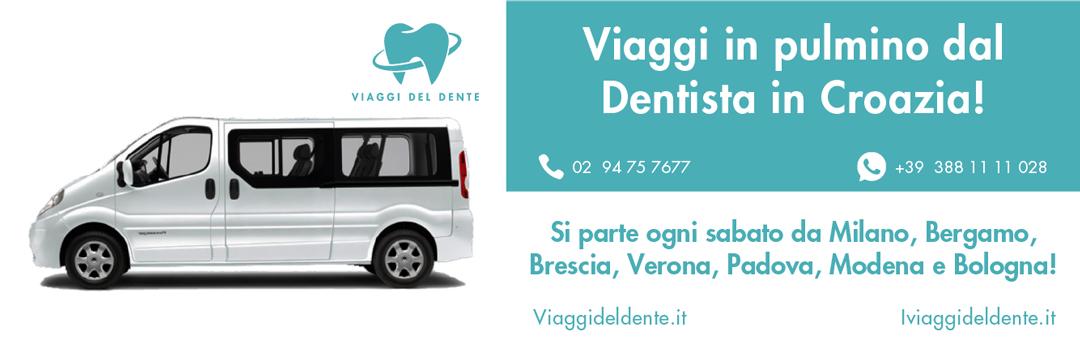 viaggi dentista croazia albania